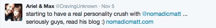 Personality Crush