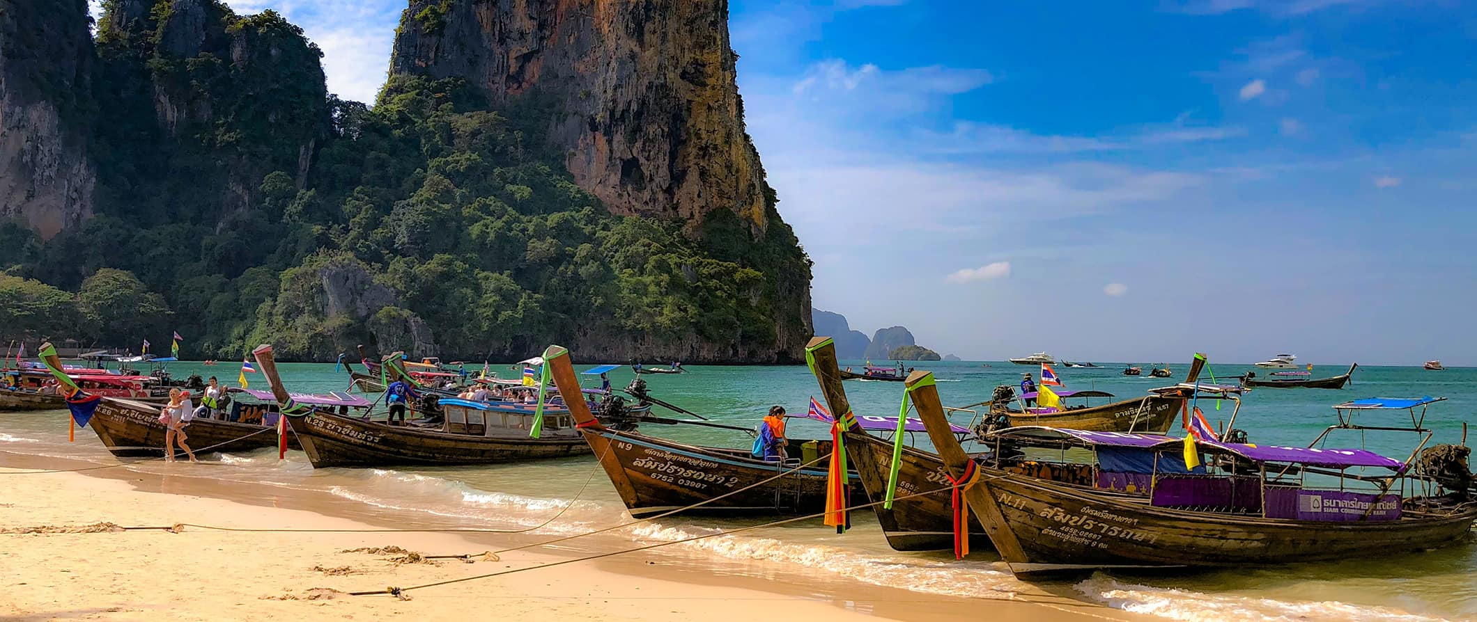 Traveling in Thailand – Fun and Excitement Altogether