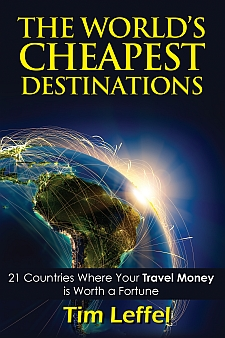 the world's cheapest destinations book cover