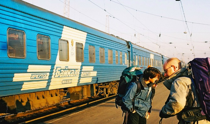 How to travel the Trans-Siberia Railway