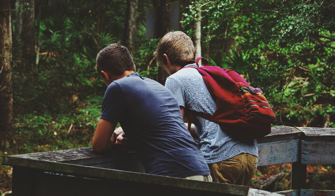 finding lifelong friendships
