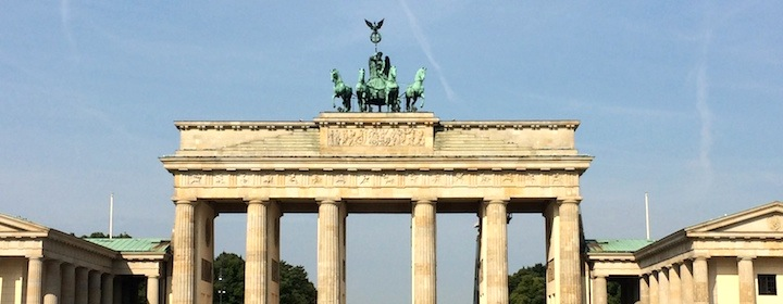 Stand under the Bandenburg Gate, learn about WWII, and explore history in Berlin Germany