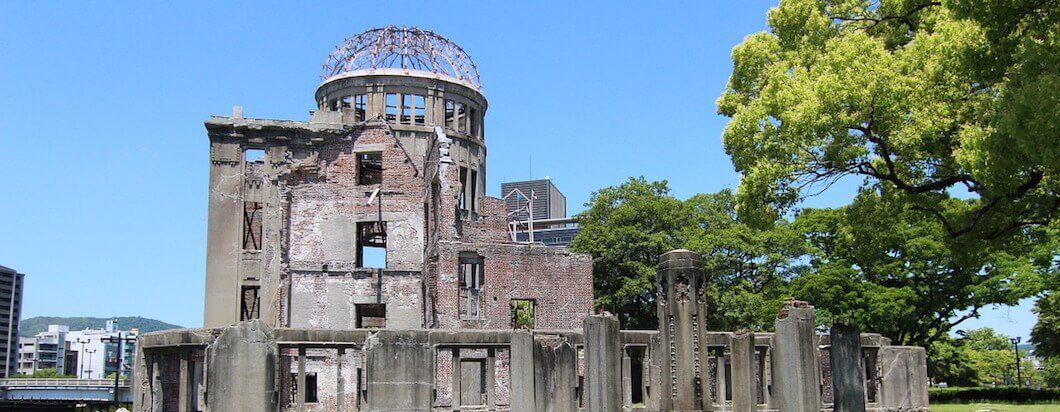 Visiting the historic Hiroshima while traveling in japan