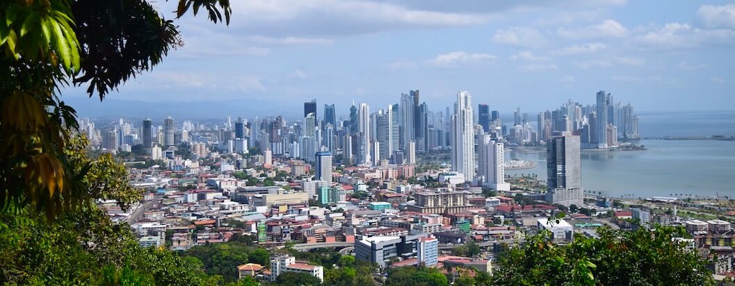 Stopping in the hub of Panama, panama city