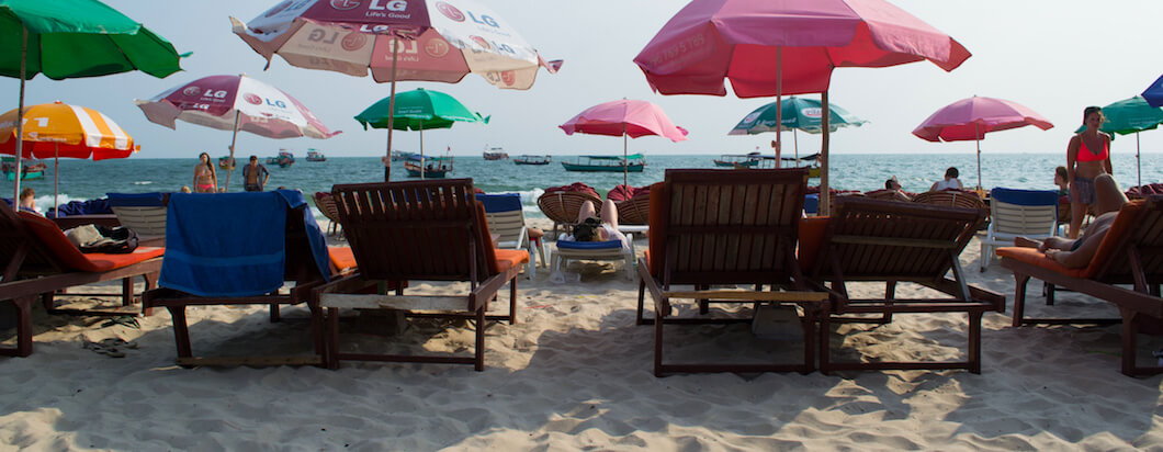 Traveling to Sihanoukville, the hidden gem of Cambodia