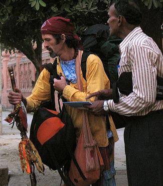 The Hippie Traveler