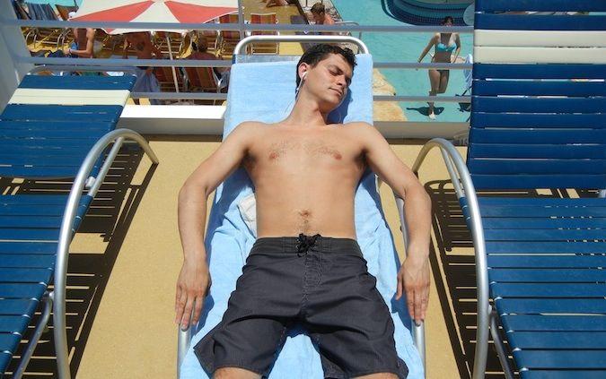 Nomadic Matt takes a cruise
