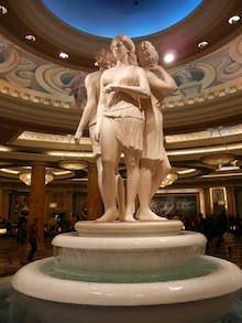 The MGM Grad is a great hotel and casino on the Las Vegas strip
