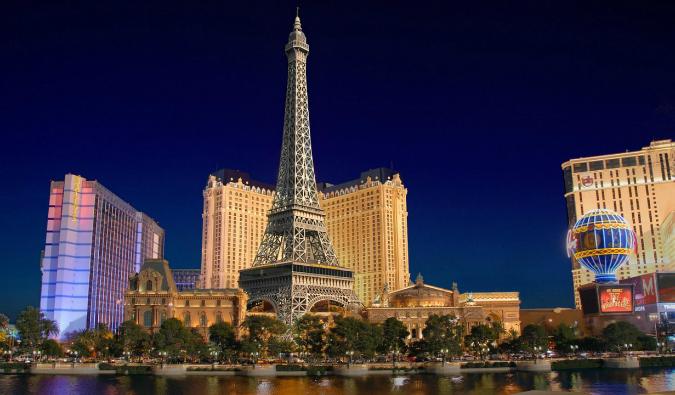 casinos of the las vegas strip