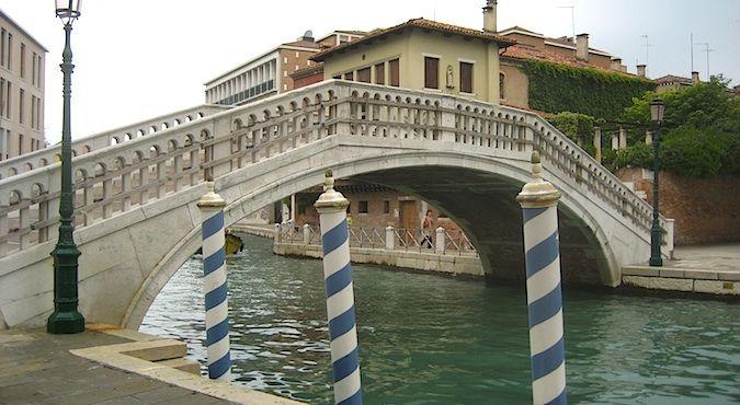 Venice Italy riders