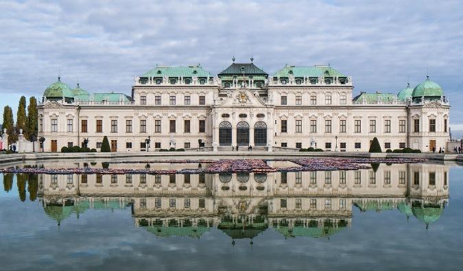 Vienna castle