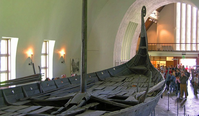 Viking Museum, Oslo