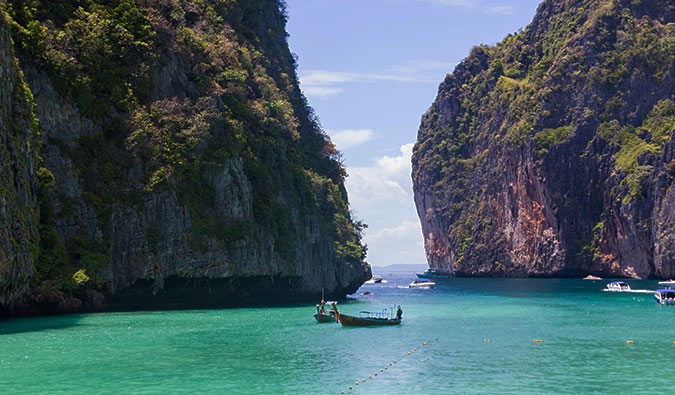 Visiting Ko Phi Phi The Most Overrated Island in Thailand