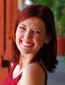 Headshot of Shannon O'Donnell from alittleadrift.com
