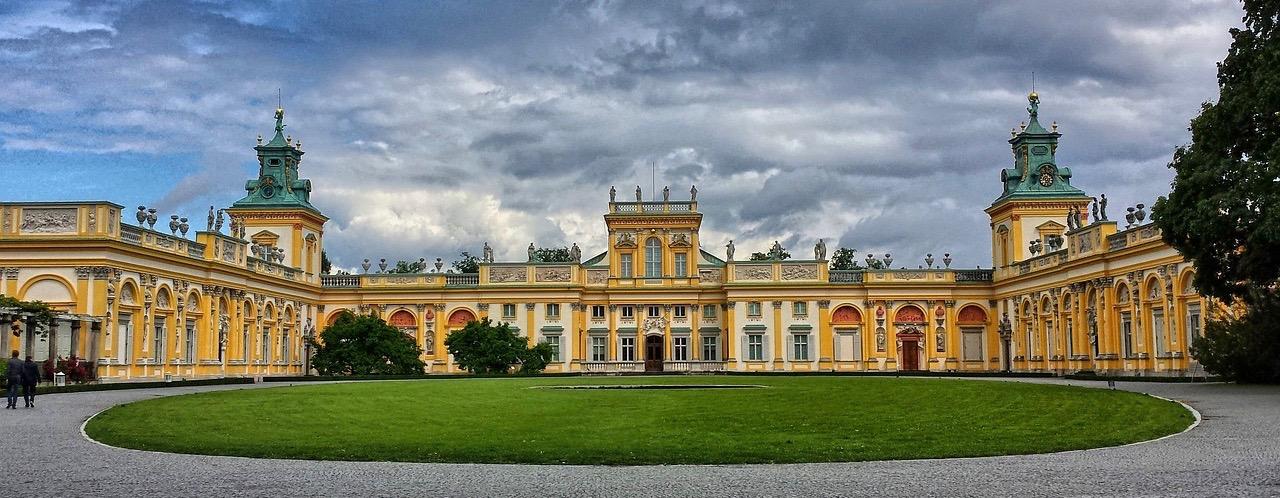 Photograph of Warsaw, Poland