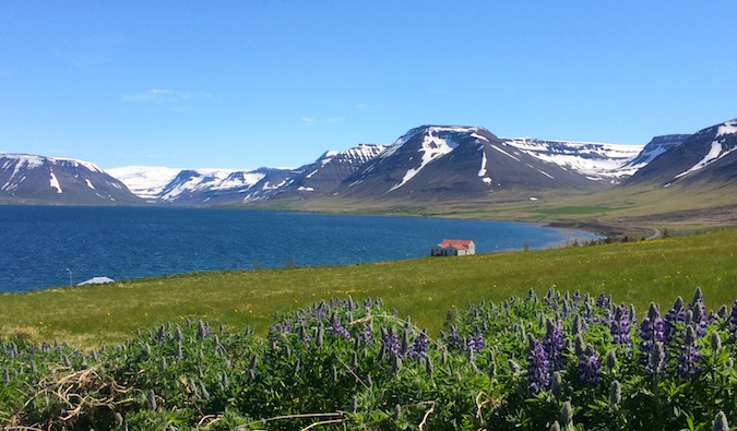 westfjords in iceland