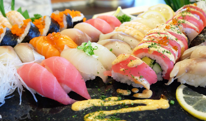 The Best Sushi Around the World